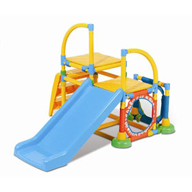 سرسره کودک گرو آپ   Grow Up Climb N Slide Gym Baby Slides