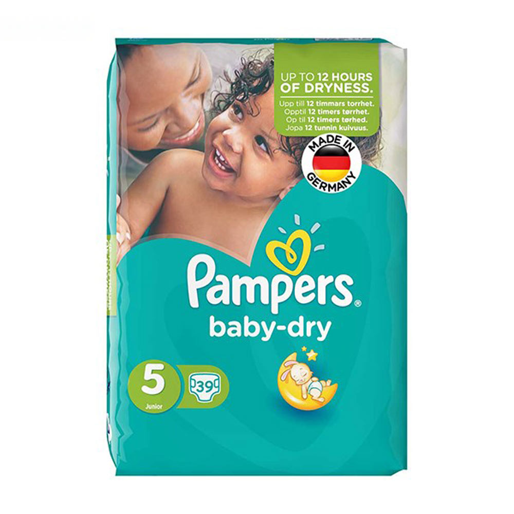 pampers 5 1000