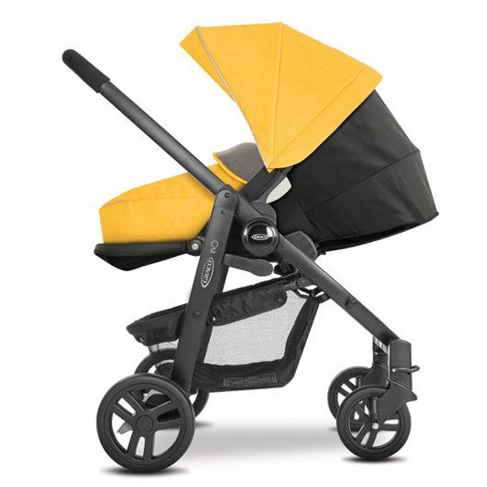 graco evo yellow 1000 1